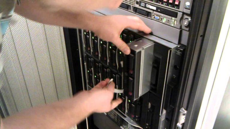Отличия Blade сервера от стандартных серверов